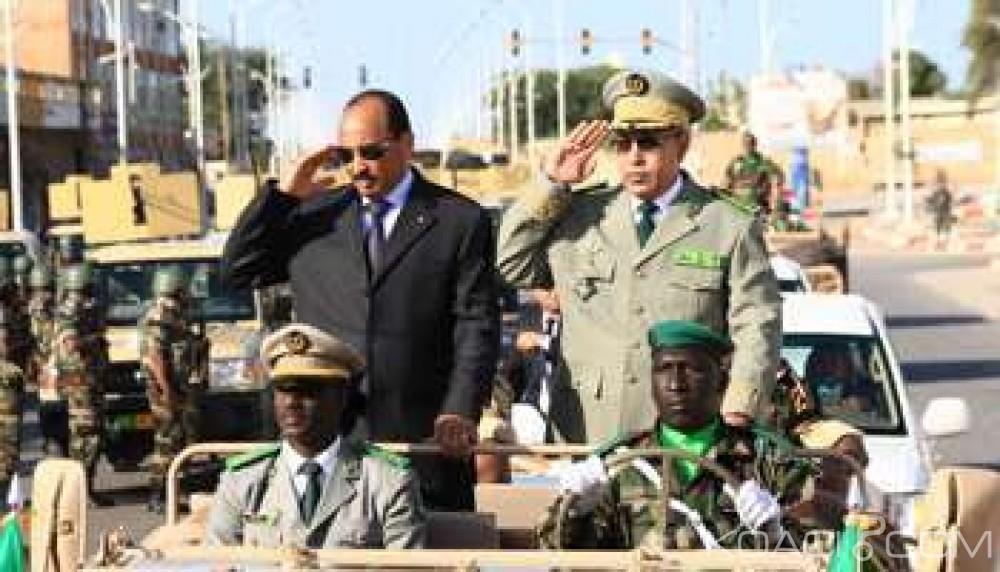 Mauritanie :  Le chef de l'armée Ould Ghazouani nommé ministre de la Défense