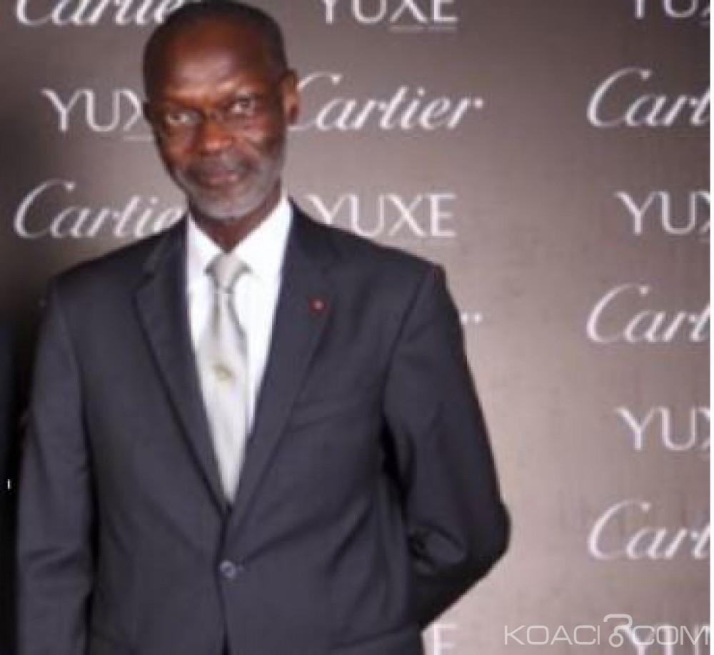 Côte d'Ivoire : Décès à Abidjan de l'ex-ministre sous la transition, Daouda Thiam