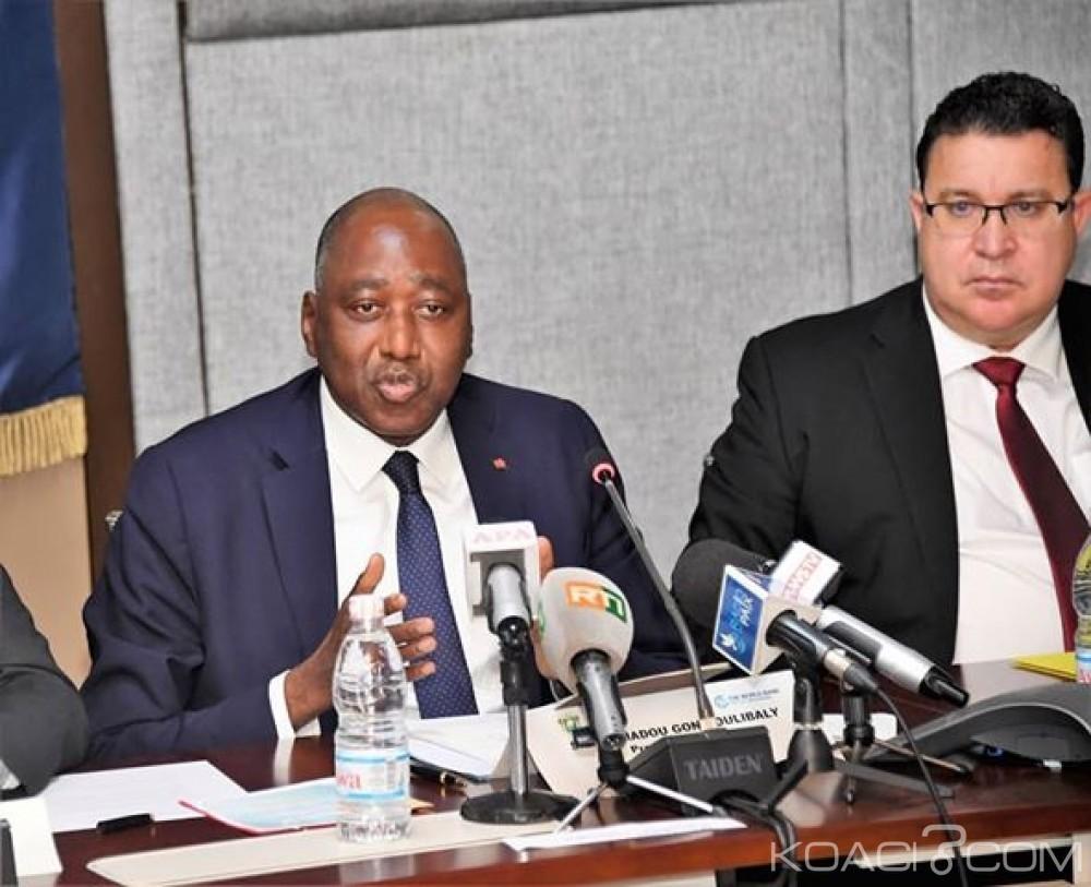 Côte d'Ivoire: Après la publication du rapport Doing Business, Gon annonce que le pays a fait une progression dans le rapport MCC avec 14 indicateurs qui sont passés au vert