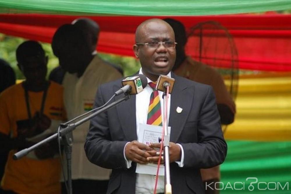 Ghana:  Kwesi Nyantakyi va contrattaquer la FIFA devant le TAS après sa suspension à vie