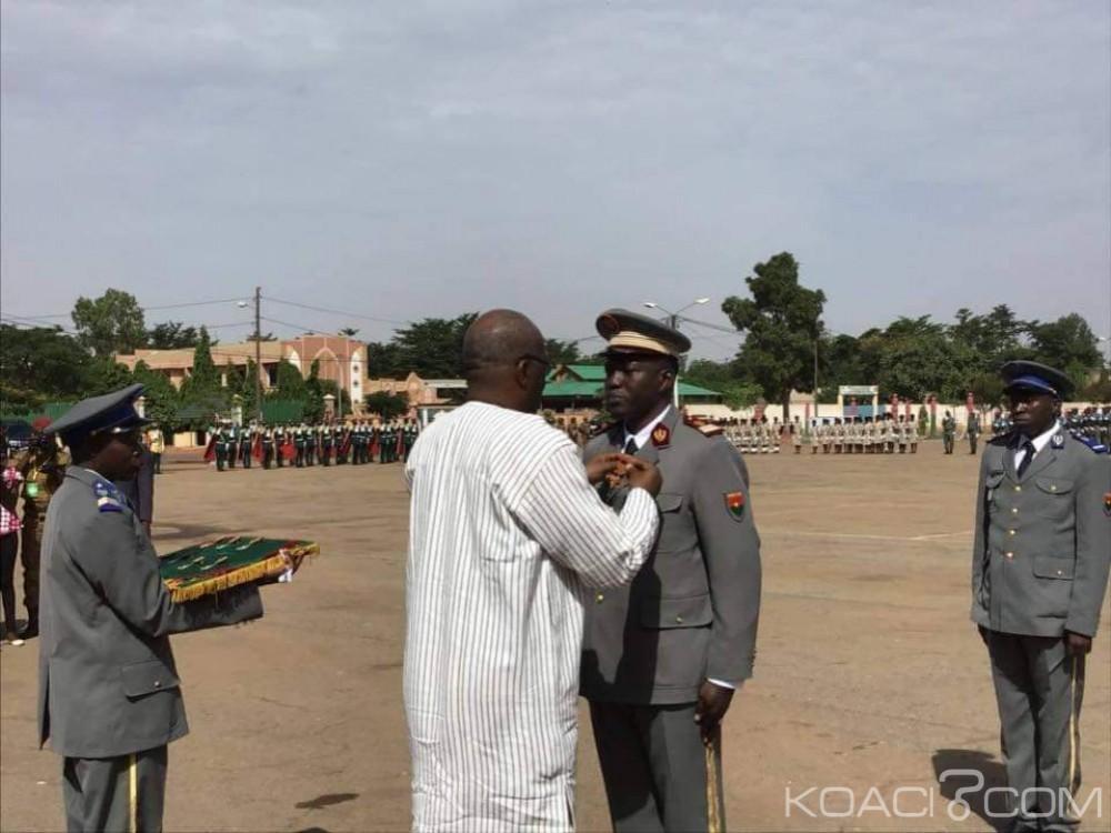 Burkina Faso : Commémoration du 58e anniversaire des forces armées