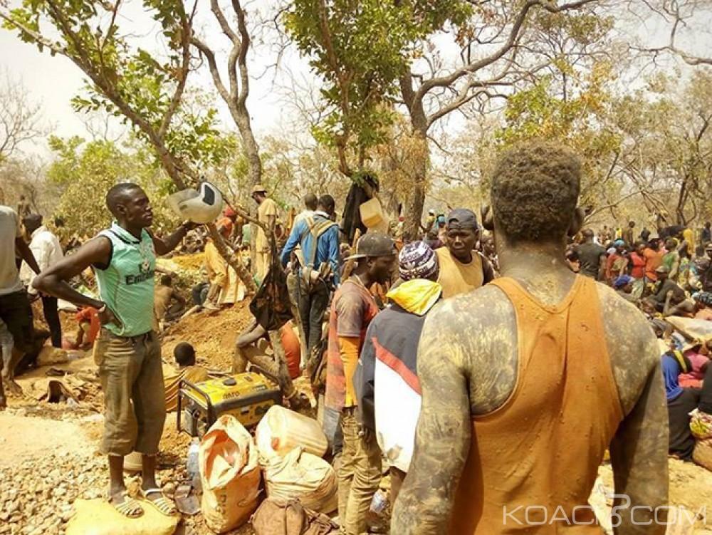 Sénégal : L'éboulement d'un site d'orpaillage fait au moins deux morts et plusieurs blessés