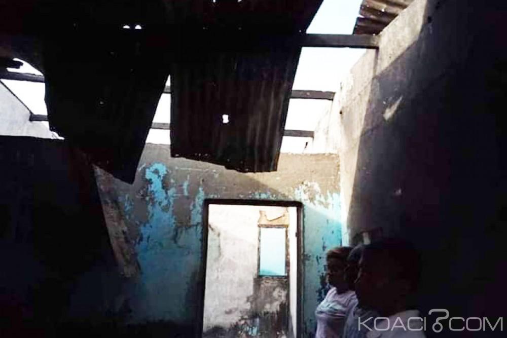 Côte d'Ivoire : À Locodjro, un incendie ravage trois domiciles, des dégà¢ts matériels