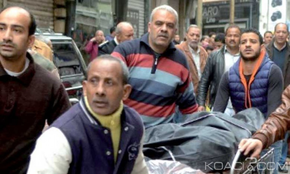 Egypte : Sept chrétiens coptes tués dans l'attaque de leur bus, l'EI revendique