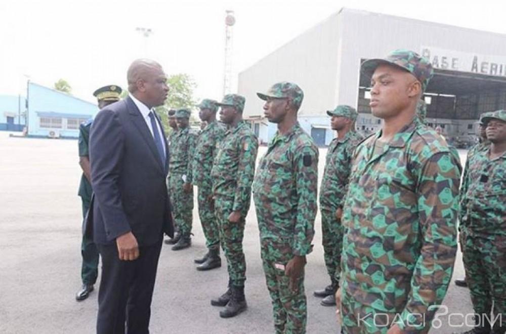 Côte d'Ivoire : Loi de Programmation Militaire, Hamed Bakayoko relève  les défis qui attendent la l'armée