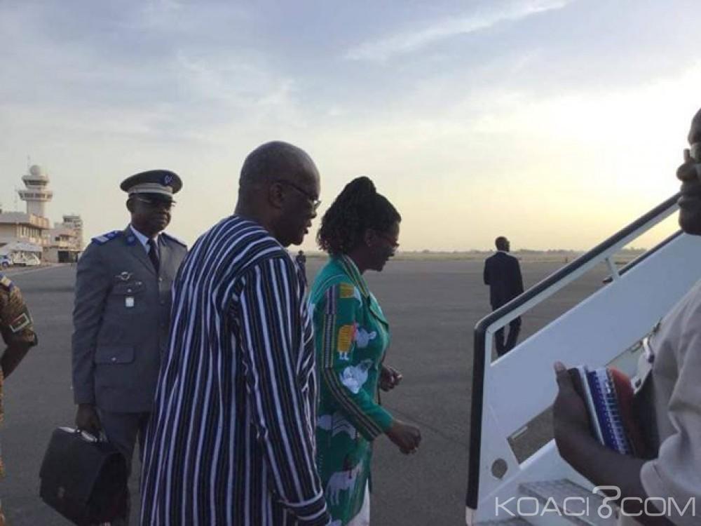 Burkina Faso : Le président Kaboré à Oslo pour une réunion sur le Mécanisme de financement mondial