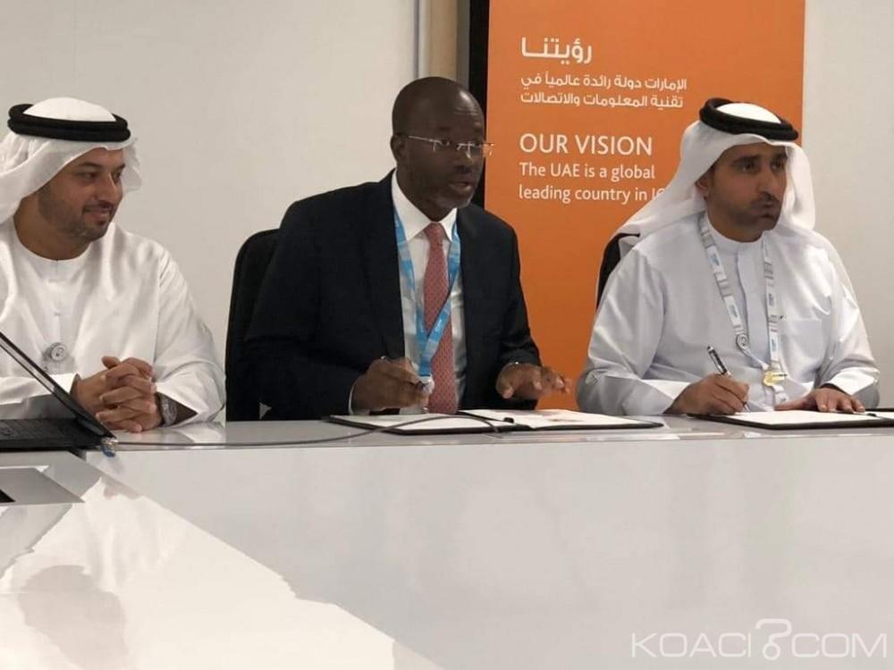 Côte d'Ivoire: Candidate au Conseil de l'UIT, la Côte d'Ivoire signe un Mémorandum of Understanding (MOU) avec les Emirats Arabes Unis