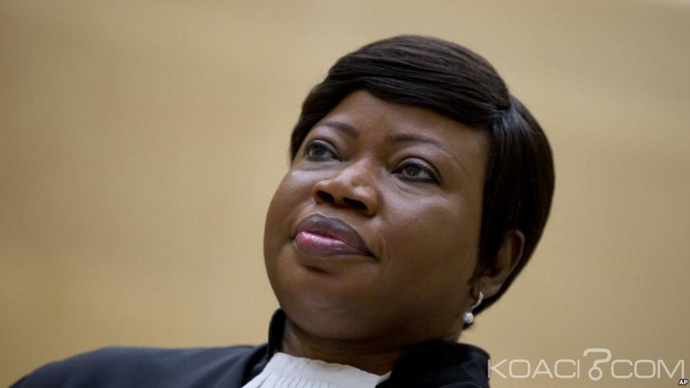 Côte d'Ivoire : Fatou Bensouda révèle avoir transmis des dossiers sur le cas Simone Gbagbo et autres concernant la crise post-électorale