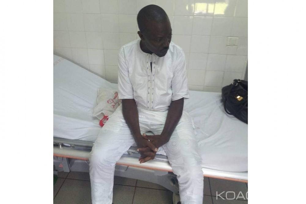 Côte d'Ivoire : Mal en point, Samba David conduit au CHU de Treichville, personnel de santé en grève