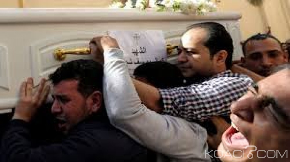 Egypte: Attentat anti-coptes, 19 terroristes présumés abattus par la police à Minya