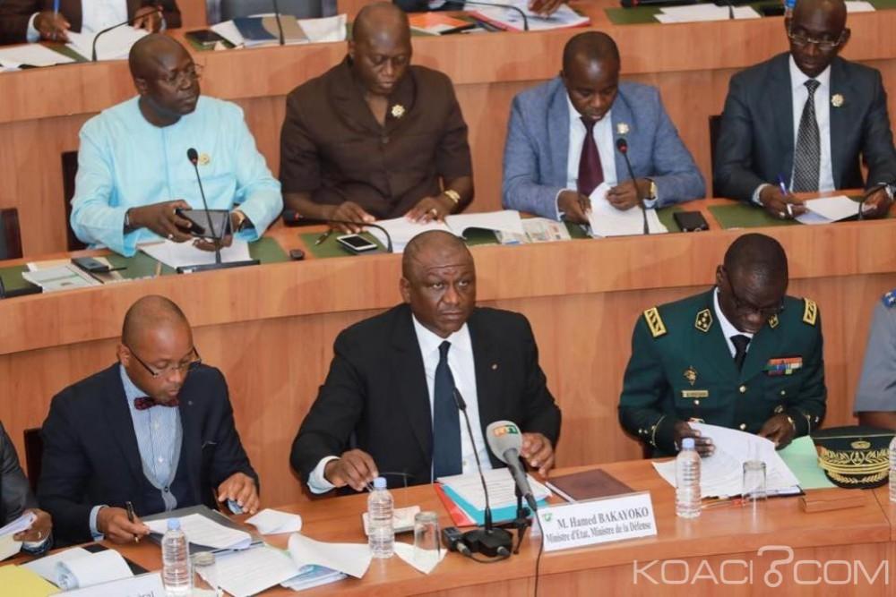 Côte d'Ivoire: Mutineries, Hamed Bakayoko révèle que l'Etat ne doit plus rien aux mutins et annonce la radiation de 269 militaires et 33 gendarmes en 2018