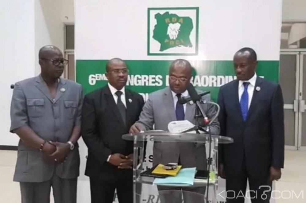 Côte d'Ivoire : Locales 2018, les députés du  PDCI préconisent une enquête afin de situer les responsabilités sur les dérives