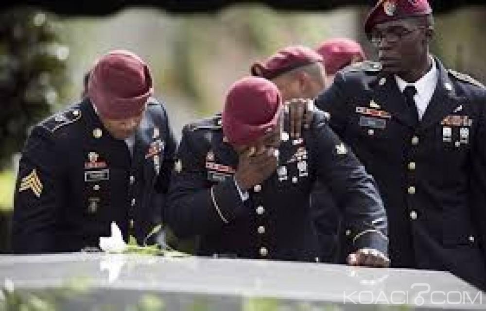 Niger-USA : Guet-apens contre des américains en 2017, le Pentagone sanctionne six soldats