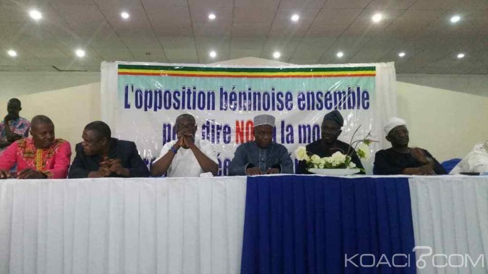 Bénin : L'opposition forme un bloc contre Patrice Talon pour dire «non à la mort de la démocratie»