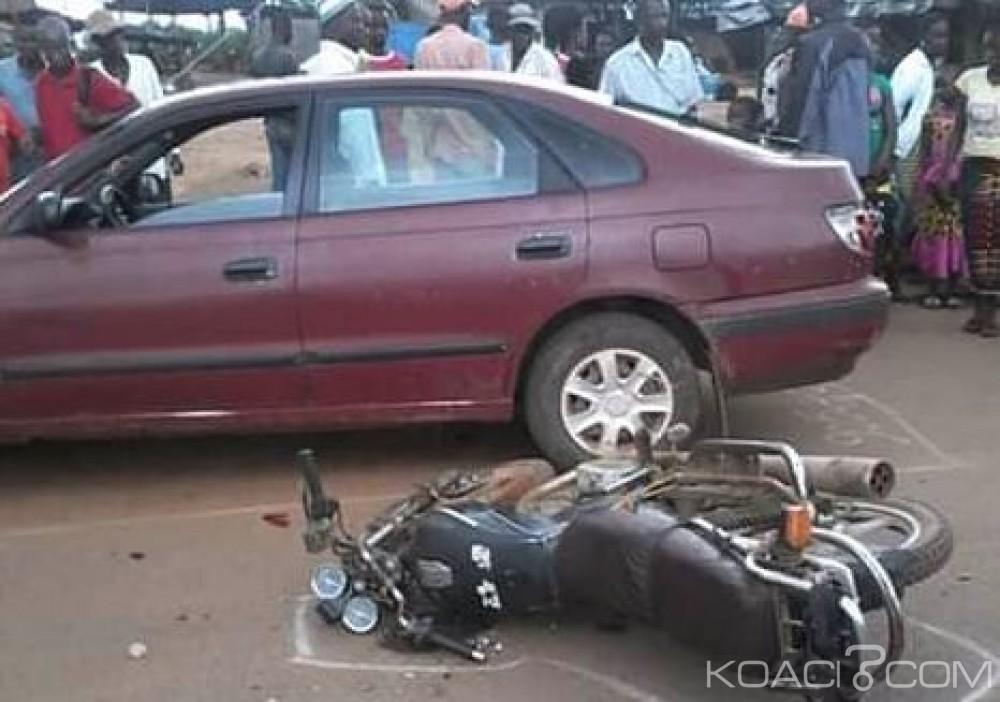 Côte d'Ivoire : Pour mettre fin aux accidents mortels, la conduite de moto interdite aux moins de 18 ans à Prikro