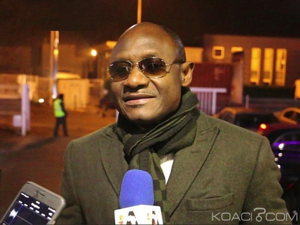 Côte d'Ivoire : Gadji Céli, «Je reviendrai quand le pays sera un peu plus calme pour moi »