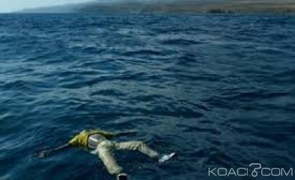 Afrique  : 18 migrants africains meurent en tentant de gagner l'Espagne par la mer