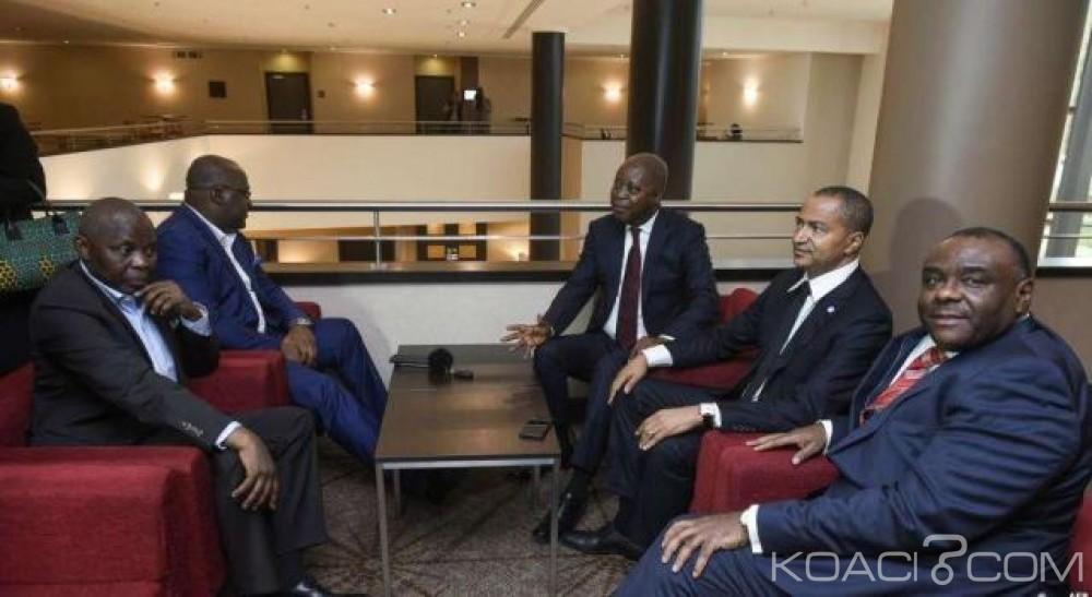 RDC: Présidentielle, l'opposition se retrouve en Suisse pour  désigner «son candidat»