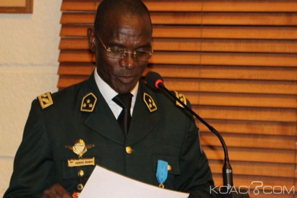 Côte d'Ivoire : Depuis Yamoussoukro,  le General Vagondo aux  militaires «Faites en sorte que les rumeurs disparaissent»