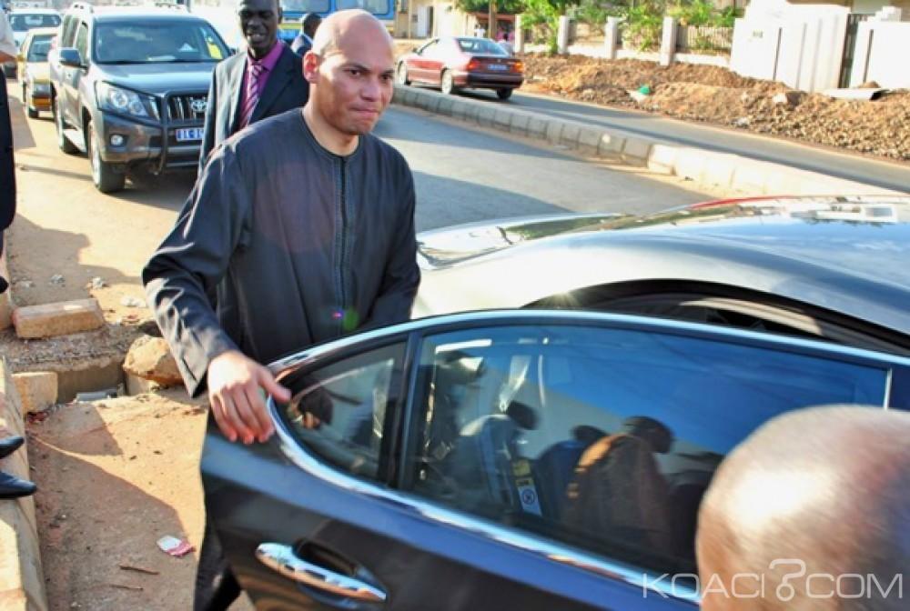 Sénégal: Menacé de prison par le régime, Karim Wade prêt à débarquer avec 2 décisions de justice, des journalistes et des ONG