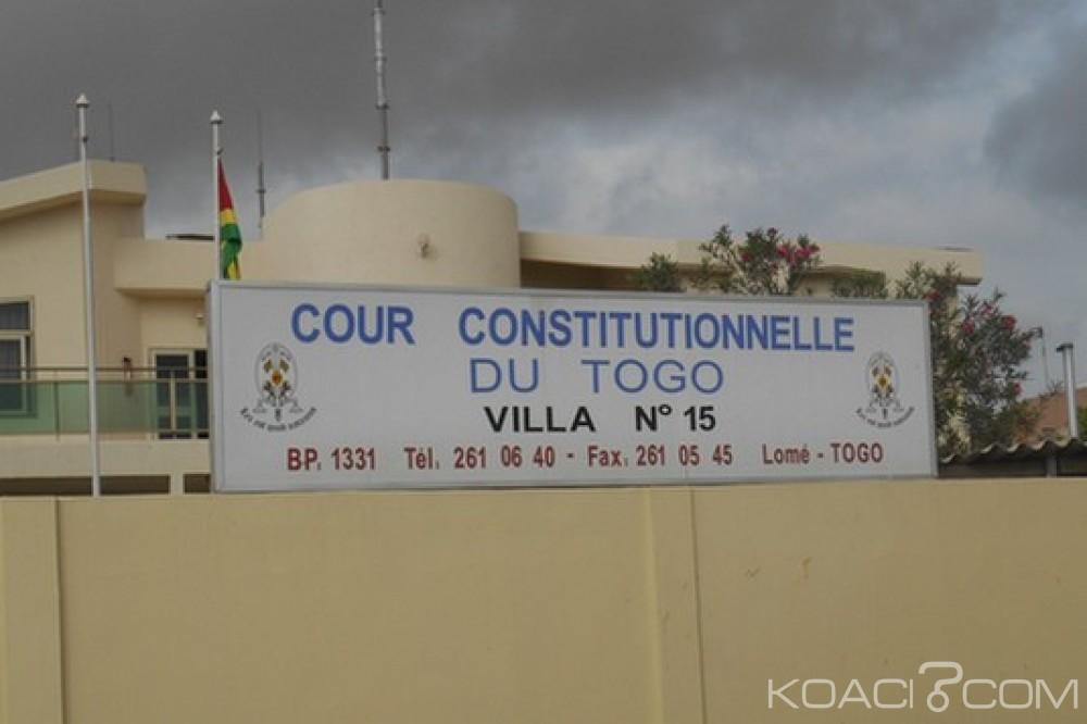 Togo : Elections législatives, la Cour constitutionnelle s'active, les politiques silencieux