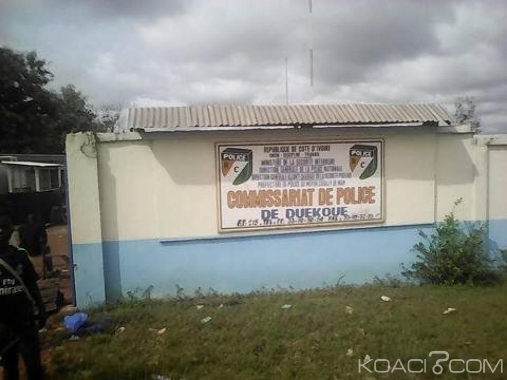 Côte  d'Ivoire : Une présumée voleuse d'un bébé à Vavoua  mise aux arrêts à Duékoué