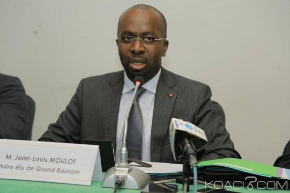 Côte d'Ivoire : Municipales 2018 à Grand-Bassam, en attendant le verdict des recours d'Ezaley, Moulot déclare «une élection ne se gagne pas dans la rue»