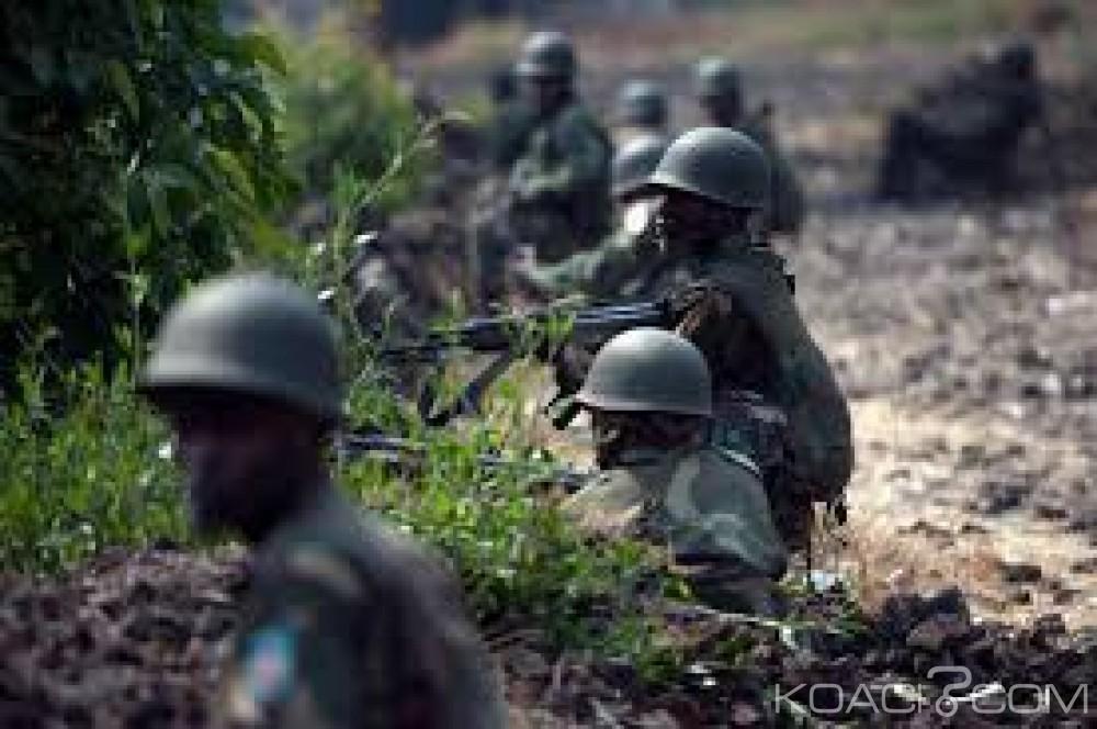 RDC : Surpris  dans une forêt , 17 miliciens abattus par les FARDC au Kasaï