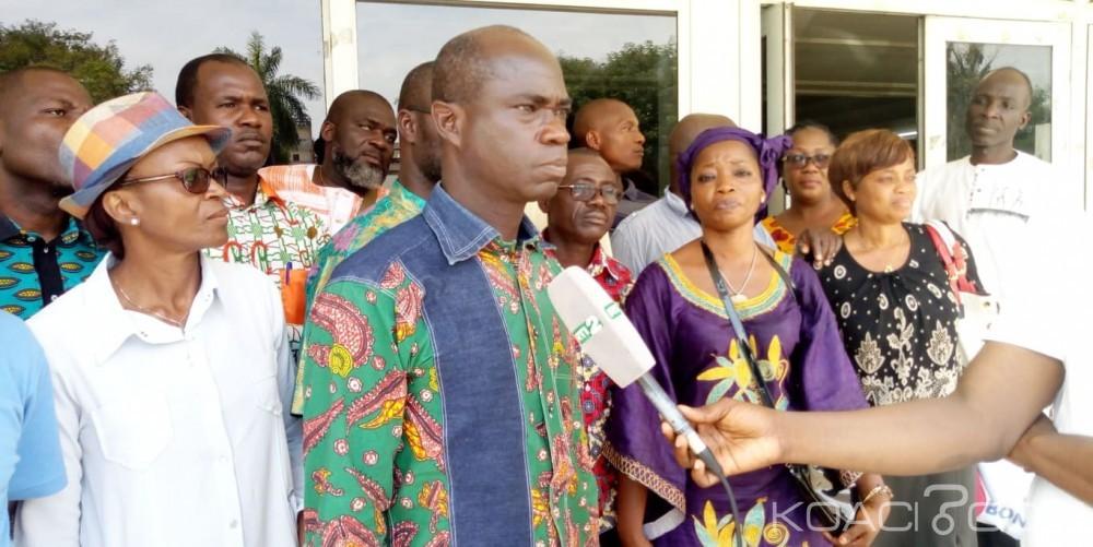 Côte d'Ivoire : Grève à la santé,  négociations en cours pour la libération des deux agents interpellés, une AG prévue samedi