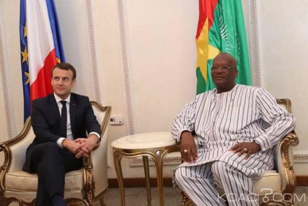 Burkina Faso : Le président Kaboré à Paris pour la commémoration du centenaire de l'Armistice