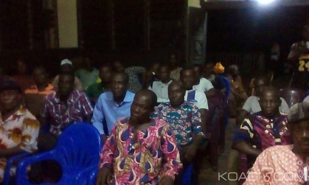 Côte d'Ivoire : Pour éviter un conflit ethnique post-électoral en gestation à Oumé,  un chef canton appelle un candidat malheureux à l'apaisement