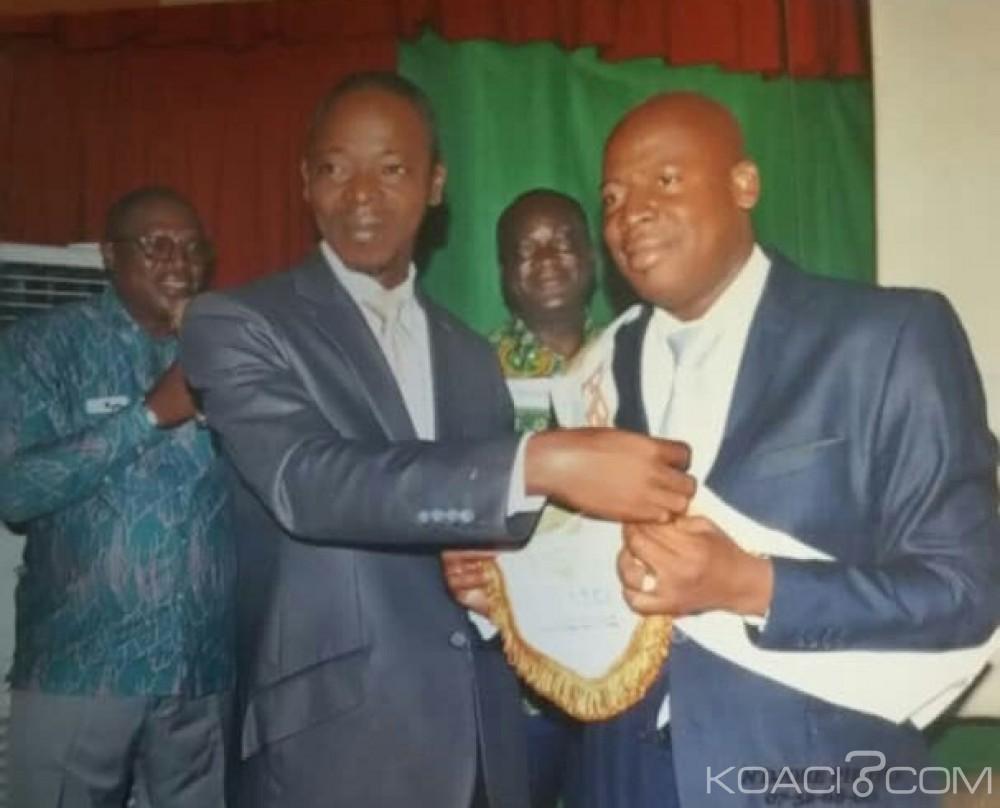 Côte d'Ivoire:  Coulibaly  Soulemane, nouveau président des chefs d'établissements