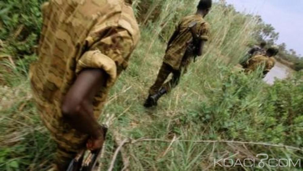 RDC-Burundi : Trois présumés soldats burundais se font arrêter dans un camp de déplacés