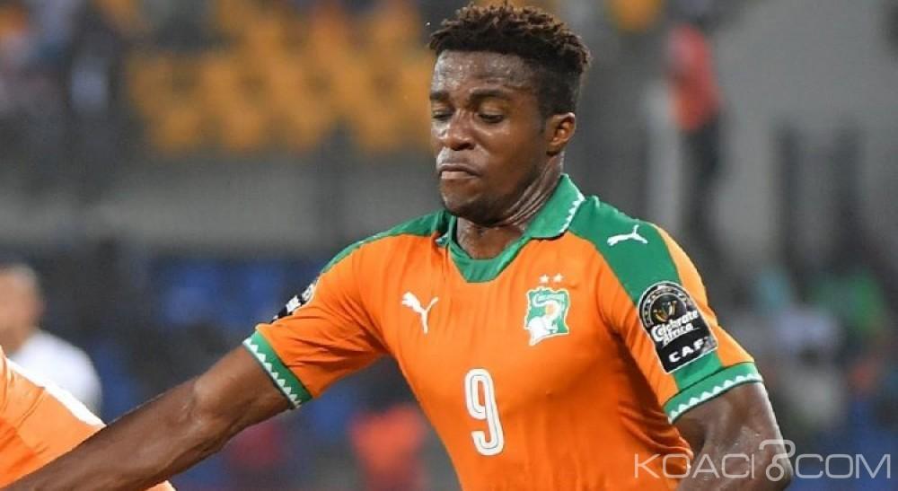 Côte d'Ivoire : CAN 2019, Wilfried Zaha forfait contre la Guinée est remplacé par  Maxwell Cornet
