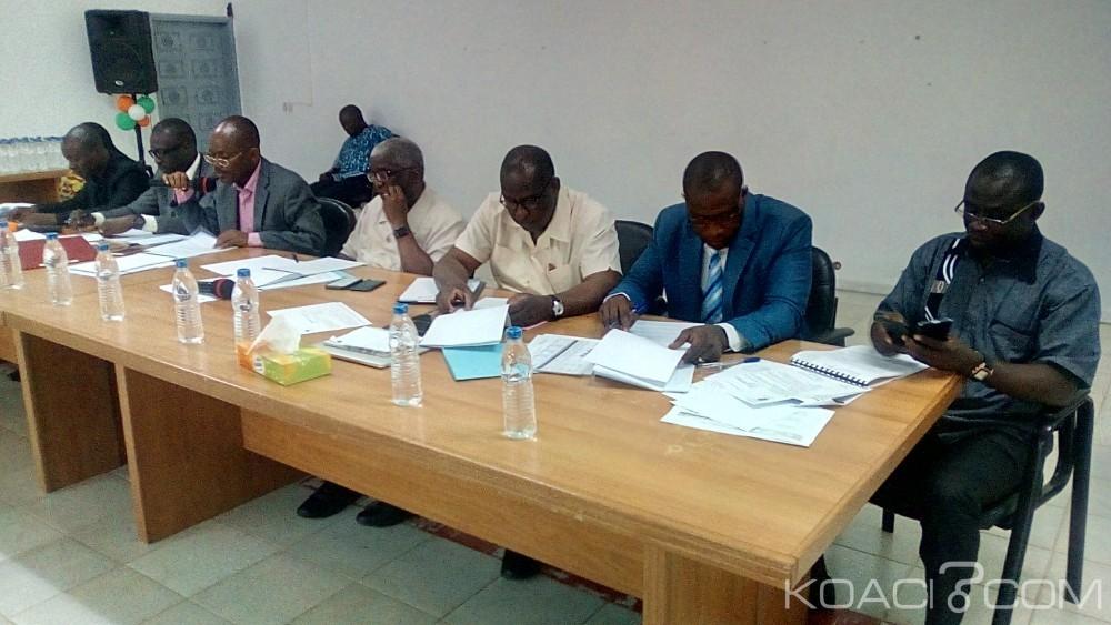 Côte d'Ivoire : Bouaké, pour la dernière session de son conseil municipal, Nicolas Djibo fait des précisions