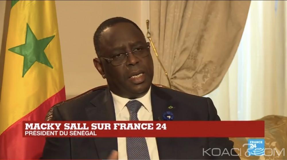 Sénégal: Appel au jihad à l'intention des Peuls du Sahel, Macky Sall rabroue Amadou Kouffa et les émirs du GSIM