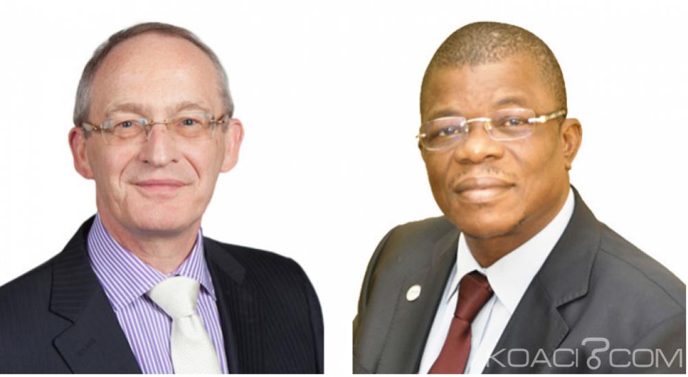 Côte d'Ivoire : James Clayton élu nouveau PCA de la BHCI, l'ivoirien Abou Touré reconduit DG