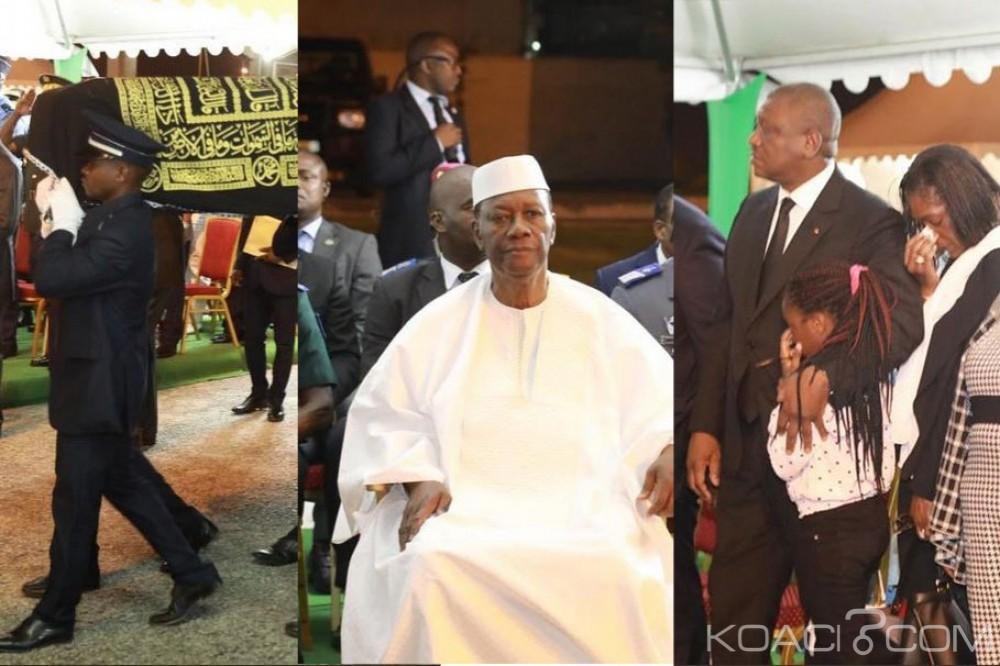 Côte d'Ivoire : Sangaré, père d'Hamed Bakayoko, la République mobilisée