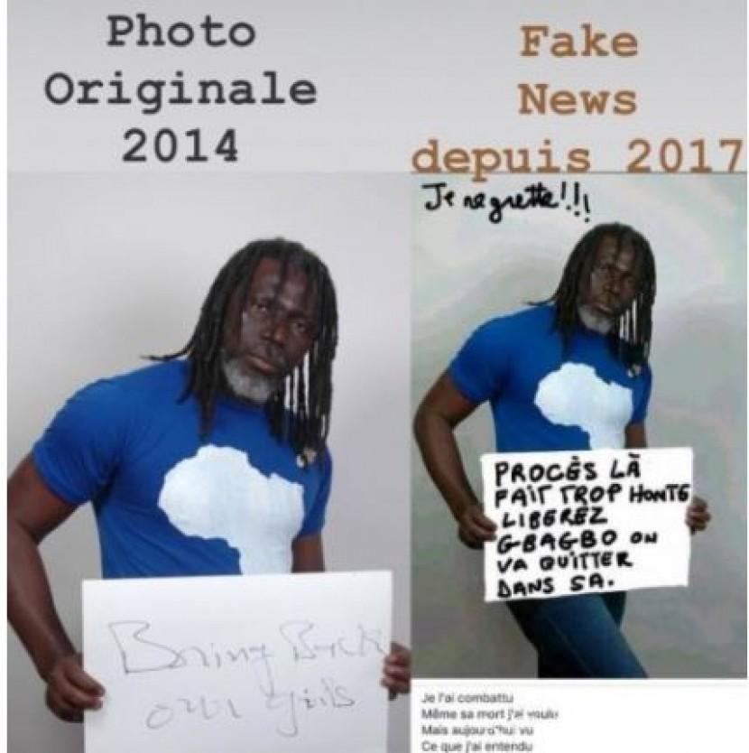Côte d'Ivoire : Tiken Jah dément avoir demandé la libération de Gbagbo