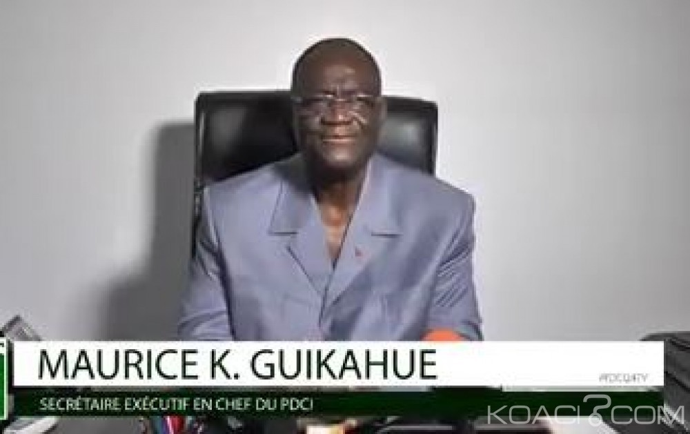 Côte d'Ivoire : Journée de la paix, «c'est maintenant que les ivoiriens se rendent compte de la paix» selon Guikahué