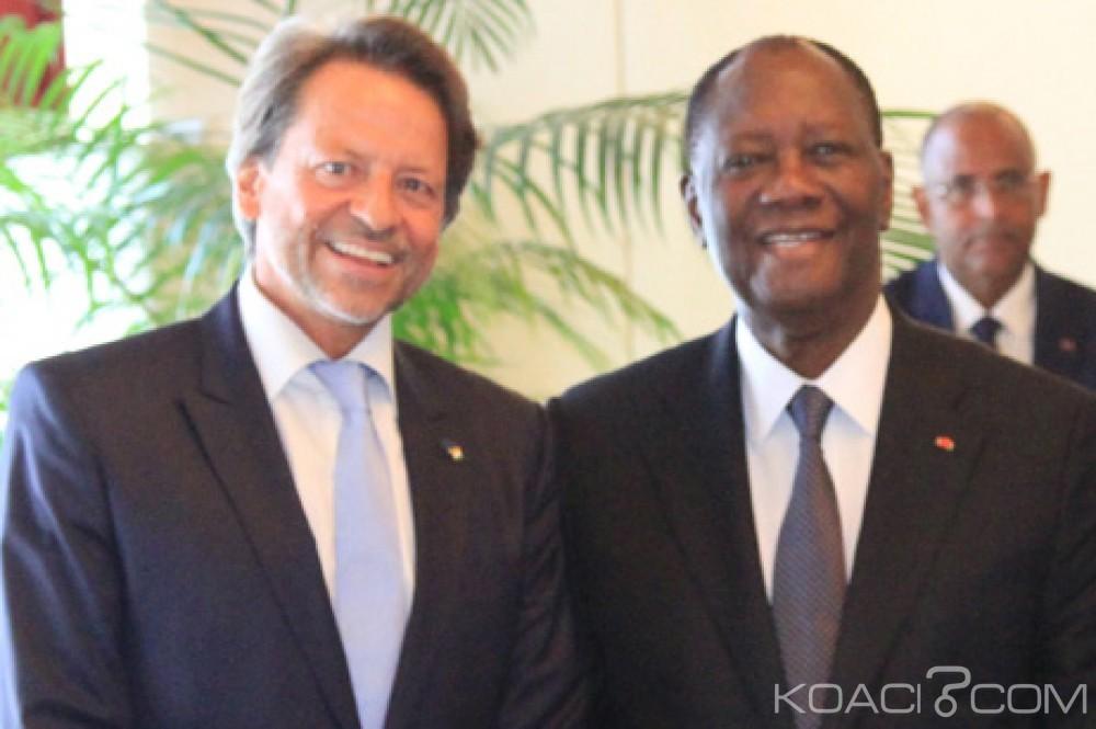 Côte d'Ivoire : Le nouvel Ambassadeur de l'UE annonce un fonds pour la  formation en Europe de 75.000 étudiants Ivoiriens et Africains d'ici 2020