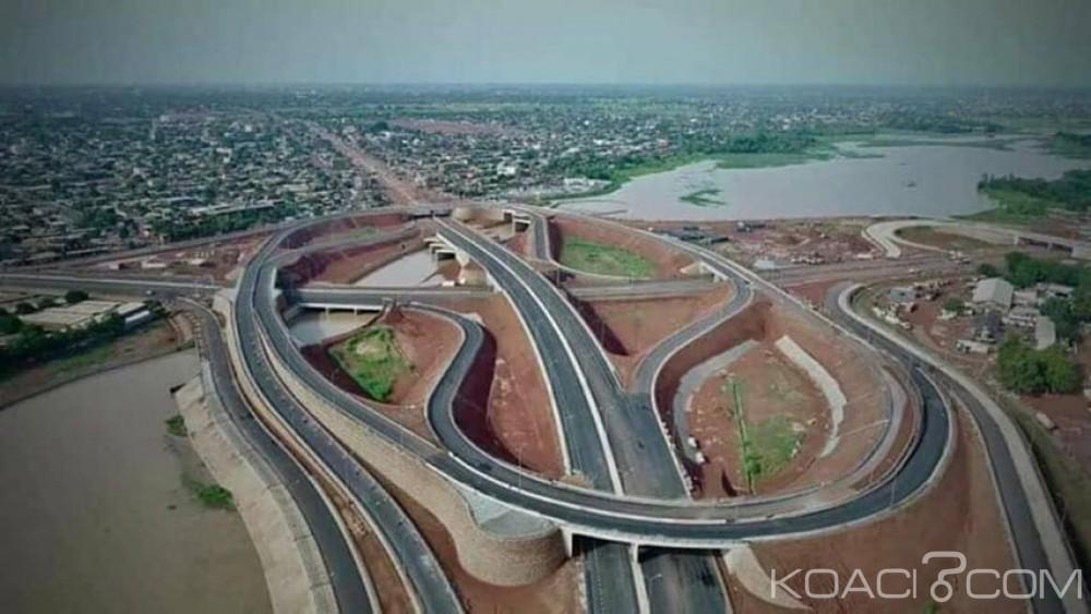 Burkina Faso : Le plus grand échangeur du pays ouvert à la circulation