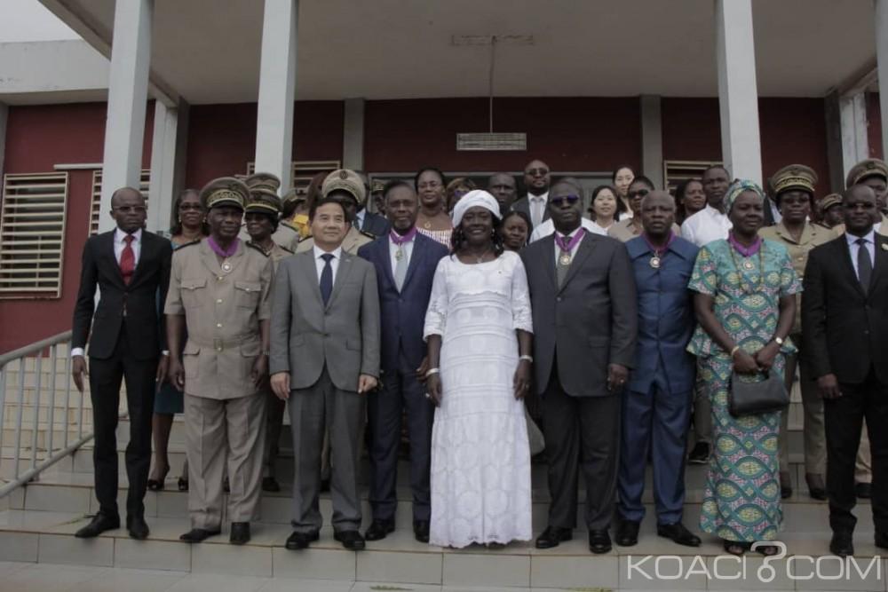 Côte d'Ivoire :  La Chine estime que la Paix est revenue dans le pays et est prête à accompagner les autorités dans ce sens