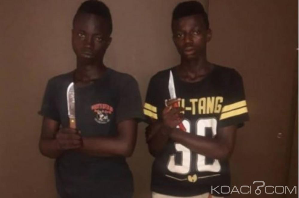 Côte d'Ivoire : Trois individus interpellés avec couteaux et fusils à Yopougon et Abobo