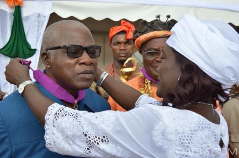Côte d'Ivoire: Un ancien ministre de Gbagbo décoré par le pouvoir