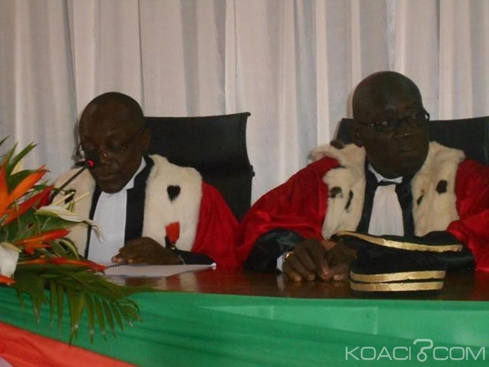 Côte d'Ivoire : Rentrée judiciaire 2018-2019 de la cour d'appel de Daloa, 9 magistrats font leur entrée
