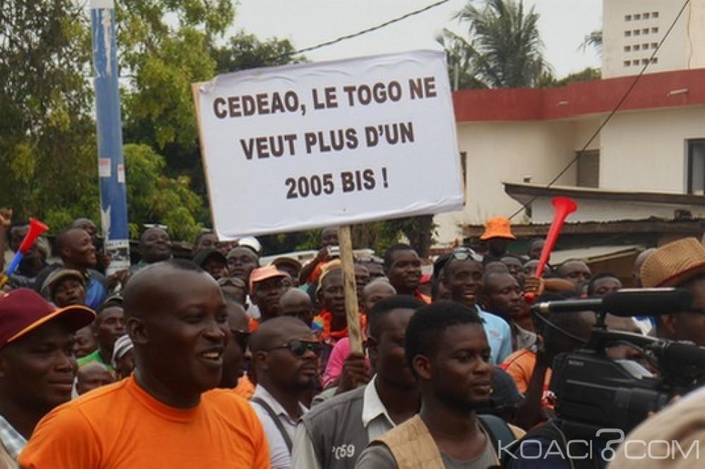 Togo : Rasions du retour de la C14 dans les rues
