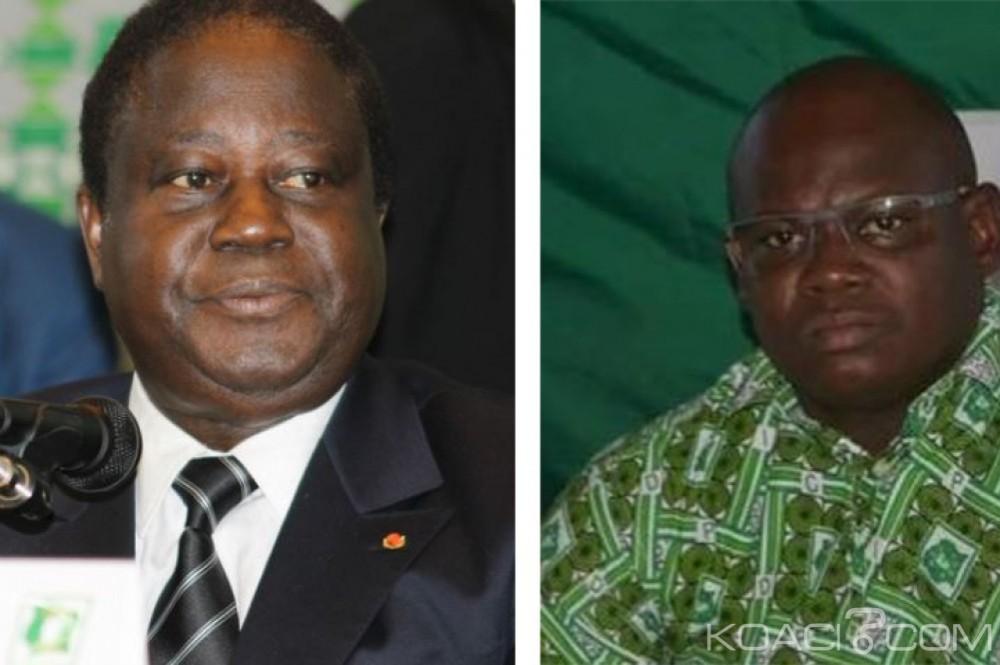 Côte d'Ivoire : Affaire de la pétition au PDCI ou quand un Bedié vire un autre Bedié