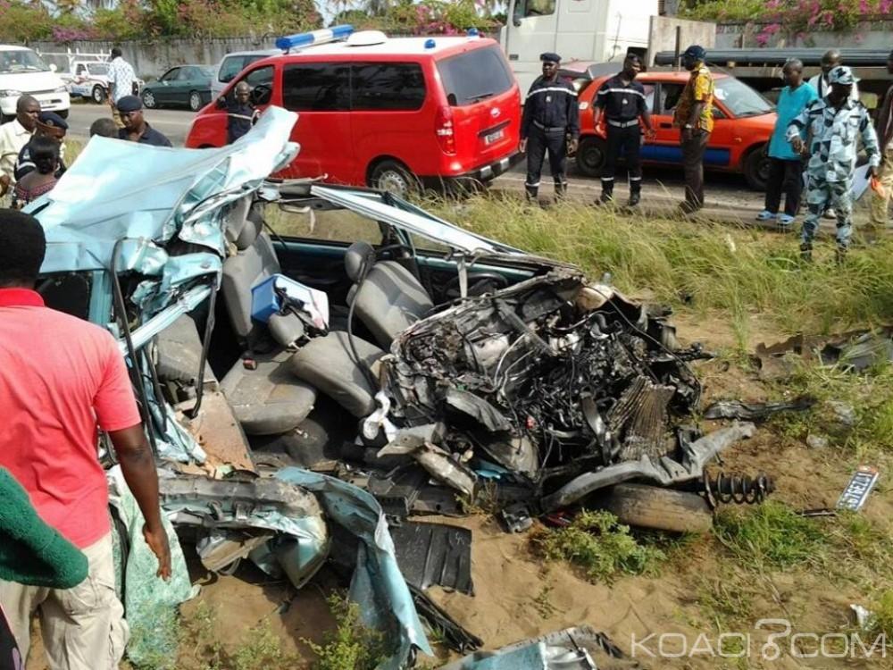Côte d'Ivoire : Environ 10 000 accidents par an, avec plus de 12 000 blessés et 900 cas de décès, selon l'OSER