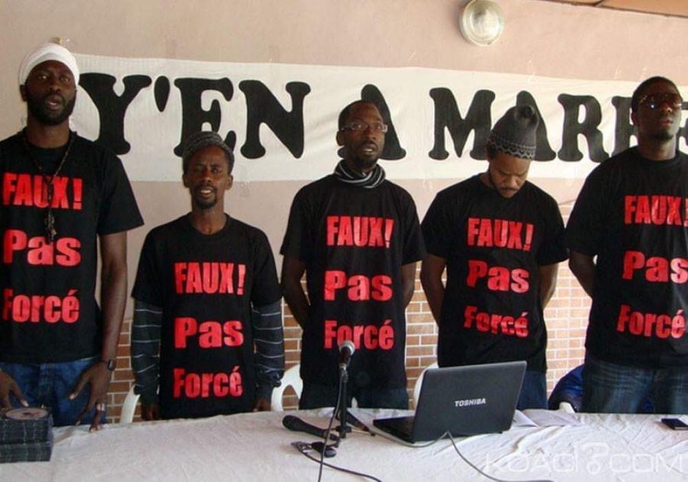 Sénégal : Les autorités retirent l'agrément de l'ONG Lead Afrique pour financement du mouvement Y en a marre
